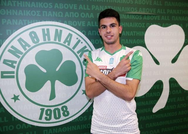 Παναθηναϊκός: «Πράσινος» ο Αθανασακόπουλος μέχρι το 2022 | panathinaikos24.gr