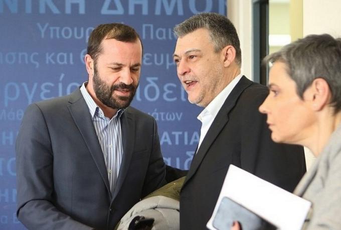 Παραιτήθηκε από το υφυπουργείο Αθλητισμού ο Μπραουδάκης   panathinaikos24.gr
