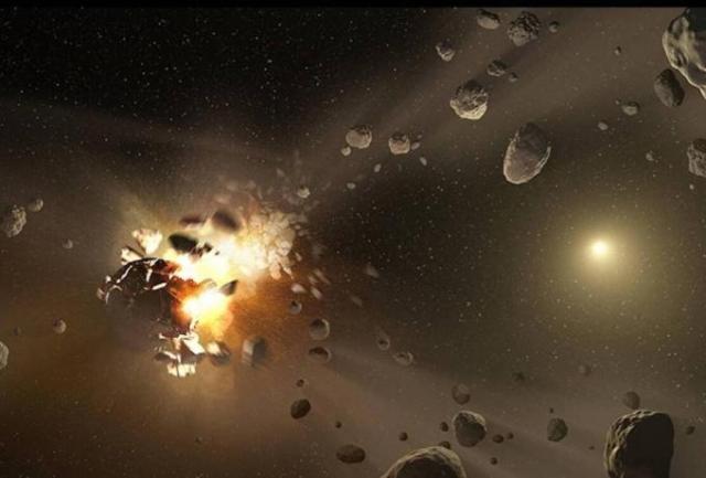 Τρόμος στη NASA: Σμήνος αστεροειδών απειλούν τη γη! | panathinaikos24.gr