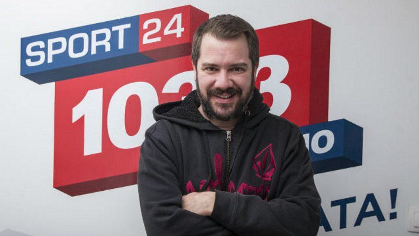 Τέλος ο Γιώργος Συρίγος από τον Sport24 Radio   panathinaikos24.gr
