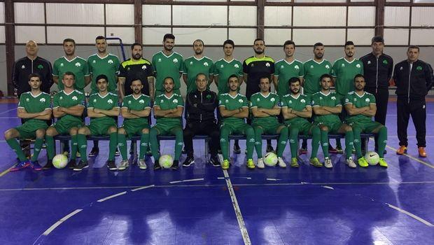 Ποδόσφαιρο Σάλας: Εύκολη νίκη επί του Νέου Ικονίου   panathinaikos24.gr