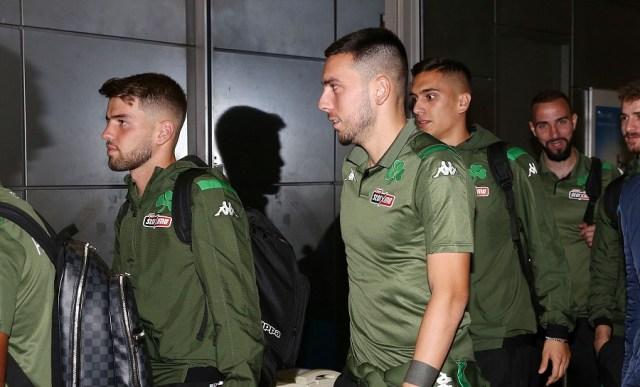 Επαφές με Δώνη και Αποστολάκη για ανανέωση | panathinaikos24.gr