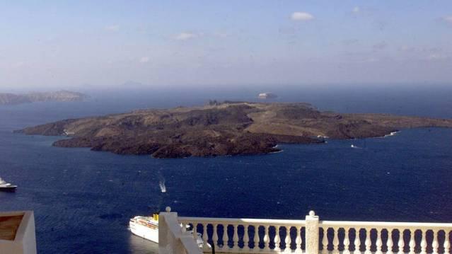 Συναγερμός στη Σαντορίνη για και φόβοι για το ηφαίστειο   panathinaikos24.gr