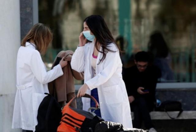 Δύο νέα ύποπτα κρούσματα κορωνοϊού στη Θεσσαλονίκη | panathinaikos24.gr