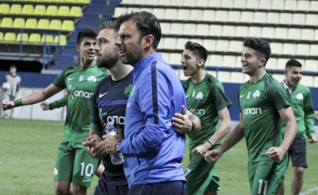 Παναθηναϊκός: Στο τεχνικό τιμ ο Συλαϊδόπουλος | panathinaikos24.gr