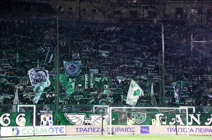 """Πήρε θέση η Θύρα 13: """"Ουδέποτε διοργανώσαμε εκδήλωση""""   panathinaikos24.gr"""
