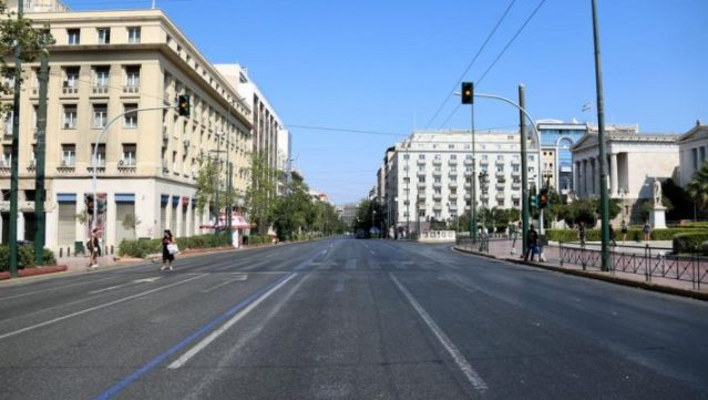 Αυτή είναι η ημερομηνία: Το μοντέλο του ΑΠΘ που δείχνει πότε θα αρθούν τα μέτρα στην Ελλάδα | panathinaikos24.gr