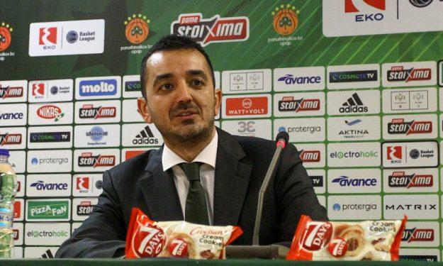 «Νέος προπονητής του Παναθηναϊκού ο Βόβορας» | panathinaikos24.gr