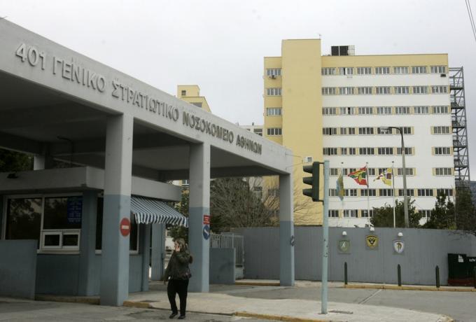 Έκτακτο: Στο 401 Στρατιωτικό Νοσοκομείο ο Σωτήρης Τσιόδρας! | panathinaikos24.gr