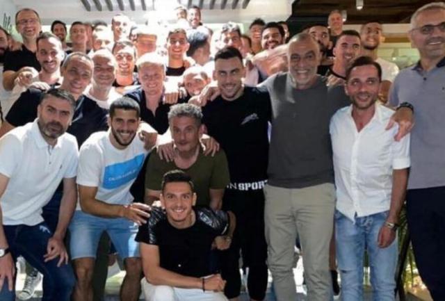 Δώνης: «Δεν έχω ξαναδεί καλύτερο κλίμα σε ομάδα» | panathinaikos24.gr