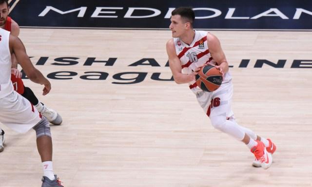 Ο Νέντοβιτς σε δράση (vids) | panathinaikos24.gr