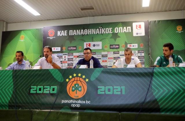 «Να κρατήσουμε ζωντανή την ομάδα, με τιμή και περηφάνια» (VID) | panathinaikos24.gr