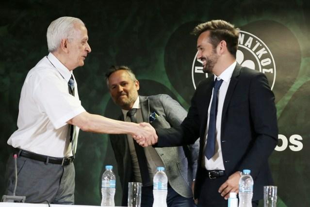 Δεσύλλας: «Γεμάτος αυτοπεποίθηση ο Πογιάτος» | panathinaikos24.gr