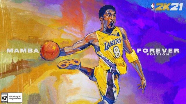Ειδική έκδοση με τον Kobe Bryant για το NBA 2K21 (trailer) | panathinaikos24.gr