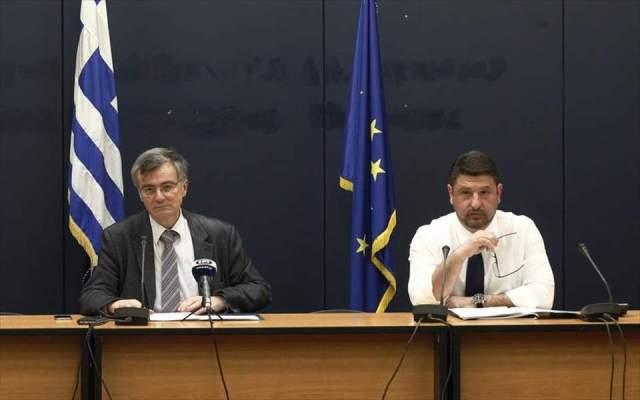 Έκτακτη ενημέρωση από Τσιόδρα – Χαρδαλιά σήμερα στις 18:00   panathinaikos24.gr