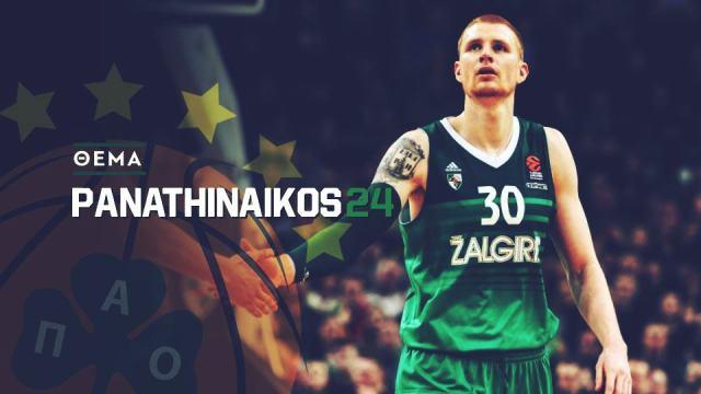 Άαρον Γουάιτ: Το τεσσάρι που έλειπε από τον ΠΑΟ και η δεύτερη ευκαιρία (vids) | panathinaikos24.gr