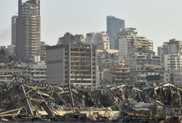 ΕΚΤΑΚΤΟ: Έλληνας νεκρός από την έκρηξη στη Βηρυτό σύμφωνα με την ΕΡΤ!   panathinaikos24.gr