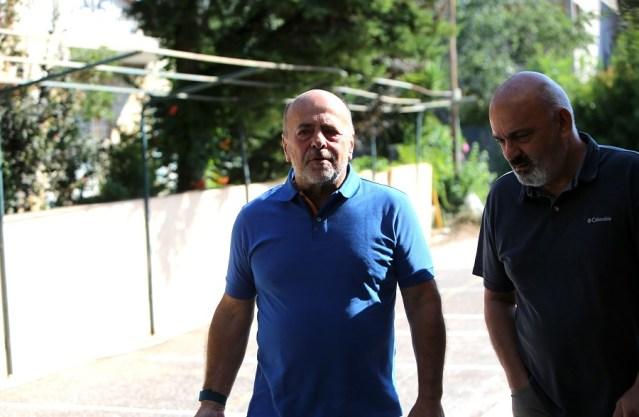 Στα αποδυτήρια του ΟΑΚΑ ο Αλαφούζος με ευχές για τη νέα χρονιά   panathinaikos24.gr