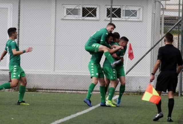 Ισόπαλο το φιλικό της Κ-19   panathinaikos24.gr