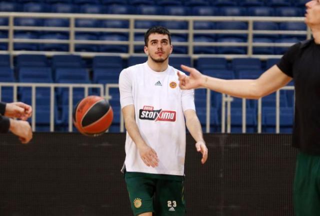 Προς δανεικός στη Λάρισα παίκτης του Παναθηναϊκού | panathinaikos24.gr