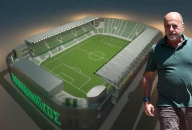 Πρωινός Τύπος (3/8): «Σωστά πιέζει για το γήπεδο ο Αλαφούζος» | panathinaikos24.gr