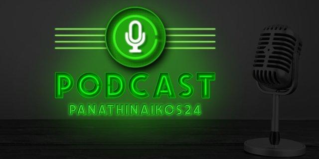 P24 podcast #7: Ο Τάσος Νικολογιάννης για Πογιάτος και… παραλογισμό | panathinaikos24.gr