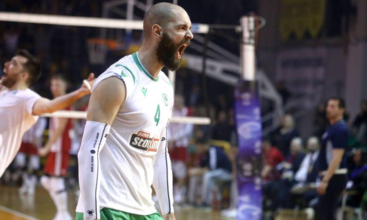Η επιστροφή του Τσάτσιτς και το ευχαριστώ στον Κονίδη   panathinaikos24.gr