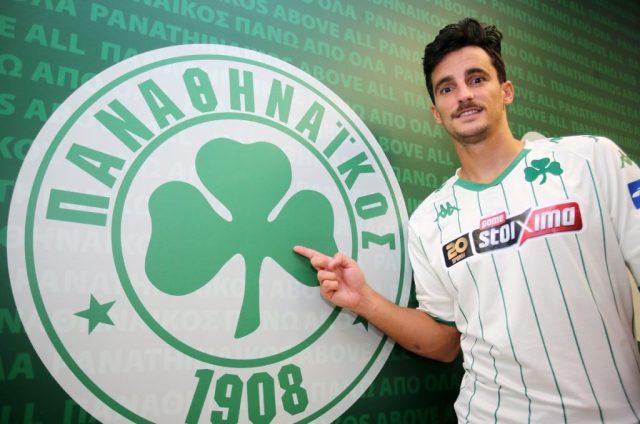 Επίσημο: Πράσινος για δυο χρόνια ο Χουάνκαρ! | panathinaikos24.gr