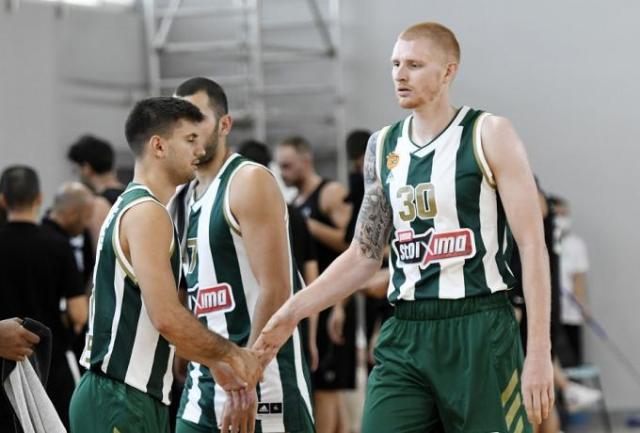 Ουάιτ: «Να δείξουμε ότι βρισκόμαστε σε καλή κατάσταση»   panathinaikos24.gr