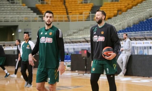 Χωρίς Παπαπέτρου και Βουγιούκα στην πρεμιέρα   panathinaikos24.gr