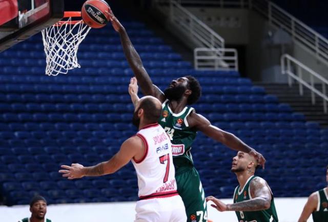 Σαντ Ρος: «Ήμασταν κακοί στο πρώτο δεκάλεπτο, να συνεχίσουμε να δουλεύουμε» | panathinaikos24.gr