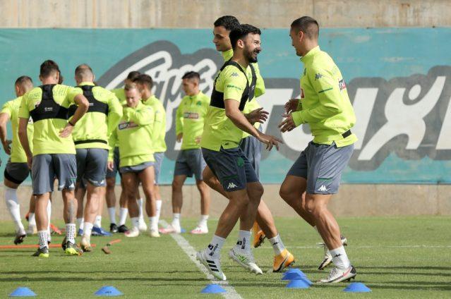 Θέλει να βελτιώσει τη φυσική κατάσταση ο Μπόλονι | panathinaikos24.gr