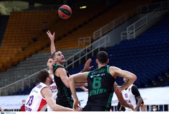 Η άψογη «πράσινη» συνεργασία και το κάρφωμα του Παπαγιάννη (vid) | panathinaikos24.gr