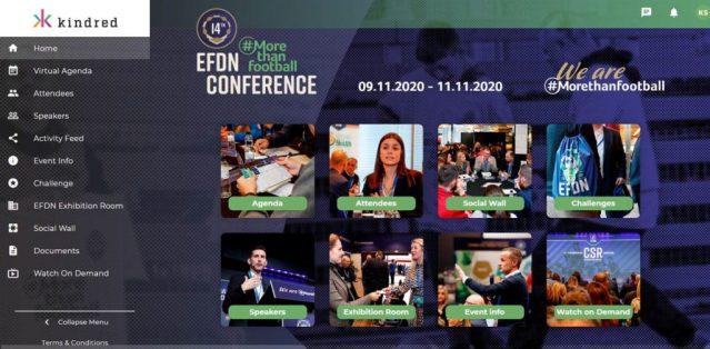 Η ΠΑΕ Παναθηναϊκός στο συνέδριο του EFDN | panathinaikos24.gr