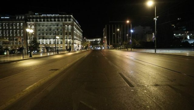 Αλλάζει η απαγόρευση κυκλοφορίας: Το νέο πολύ αυστηρό μέτρο που φέρνει το ρεκόρ των 71 θανάτων | panathinaikos24.gr
