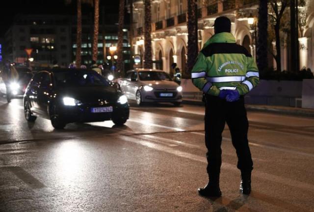 Παραμονή Πρωτοχρονιάς: Χιλιάδες αστυνομικοί στους δρόμους – Όλα τα μέτρα   panathinaikos24.gr