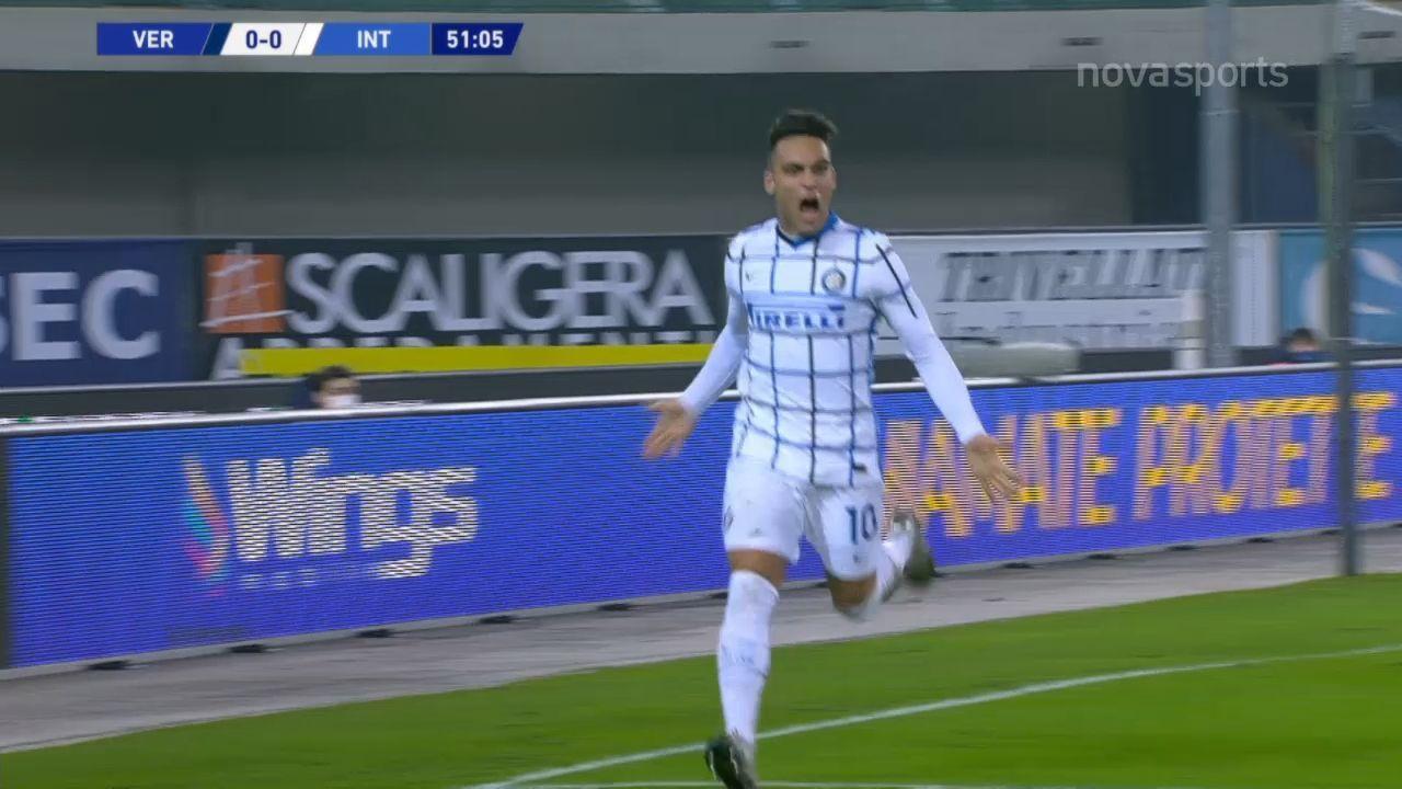 Βερόνα – Ίντερ 0-1: Σκοράρει έναν μήνα μετά ο Λαουτάρο! (vid)   panathinaikos24.gr