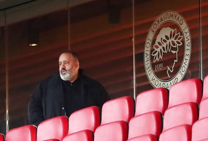 Συνελήφθη ο Καραπαπάς! | panathinaikos24.gr