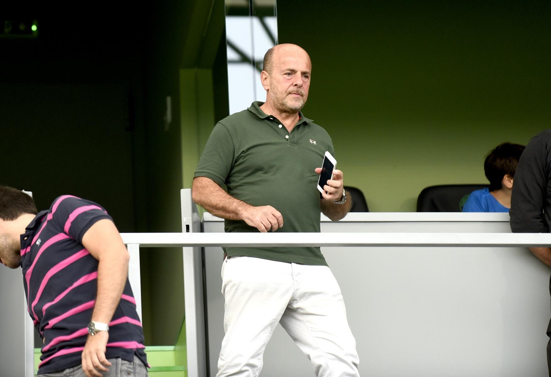 Παναθηναϊκός: Στο Κορωπί ο Αλαφούζος, τα είπε με Γιοβάνοβιτς και παίκτες | panathinaikos24.gr