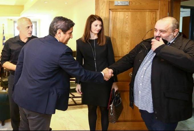 Κυριάκο κράτα τον: Μόνο το 70% των Ελλήνων φιλάθλων εξοργίζεται με τον Αυγενάκη! | panathinaikos24.gr