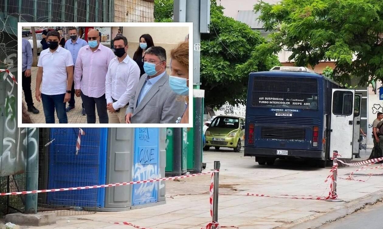 Πρόκληση Αυγενάκη: Απαγόρευσε εκλογές ΕΟΚ και συναθροίσεις, αλλά πήγε σε εκδήλωση στο Ολυμπιακό Χωριό!   panathinaikos24.gr