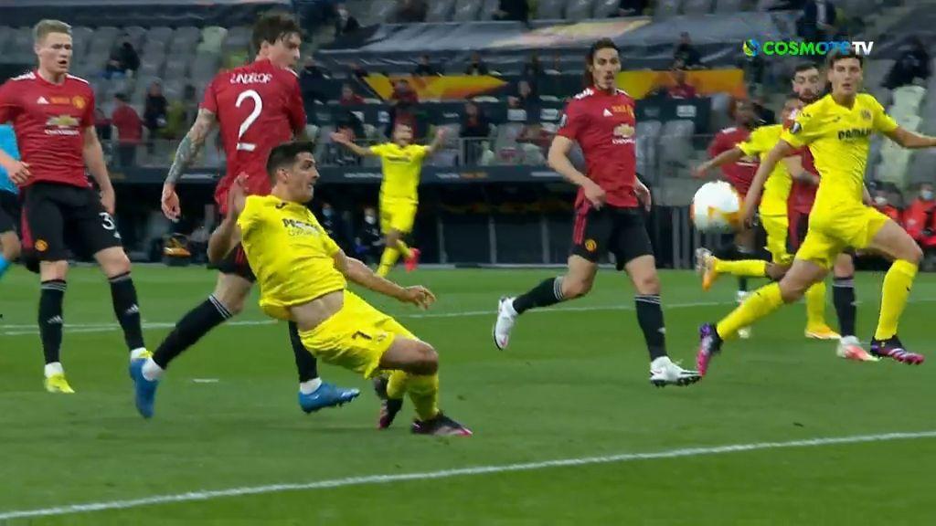 Ο Μορένο εκτέλεσε τον Ντε Χέα για το 1-0 της Βιγιαρεάλ! (vid) | panathinaikos24.gr