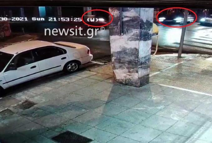 Τροχαίο σοκ: Πέρασε με κόκκινο και «εκσφενδόνισε» ντελιβερά – Σκληρές εικόνες (vid) | panathinaikos24.gr