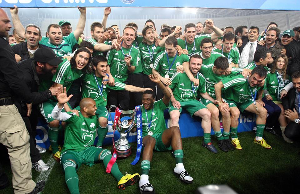 Φώτο Κουίζ: 10 παίκτες του Παναθηναϊκού που πήραν «νταμπλ» το 2010! | panathinaikos24.gr
