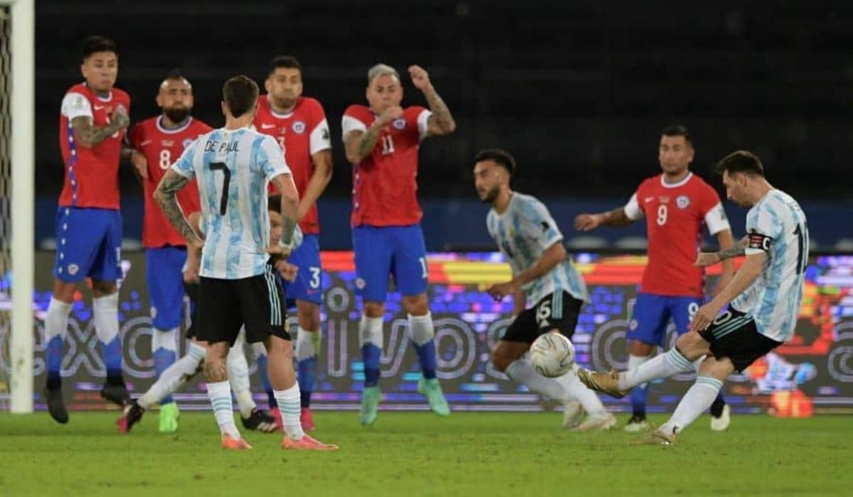 Copa America 2021 – Αποτελέσματα 15/6: Μοιράστηκαν τους βαθμούς Αργεντινή και Χιλή | panathinaikos24.gr