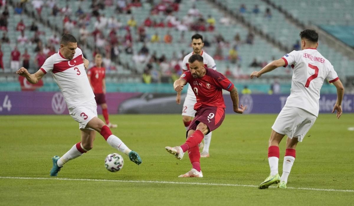 Ελβετία- Τουρκία 3-1:  Νίκησε και περιμένει…[pics] | panathinaikos24.gr