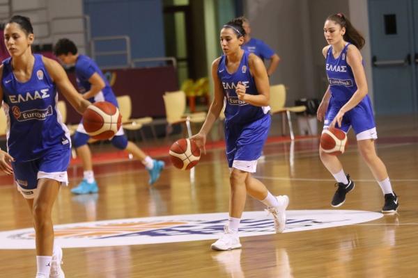 Δίελα: «Nα απολαύσω και να ζήσω την κάθε στιγμή με την Εθνική» | panathinaikos24.gr