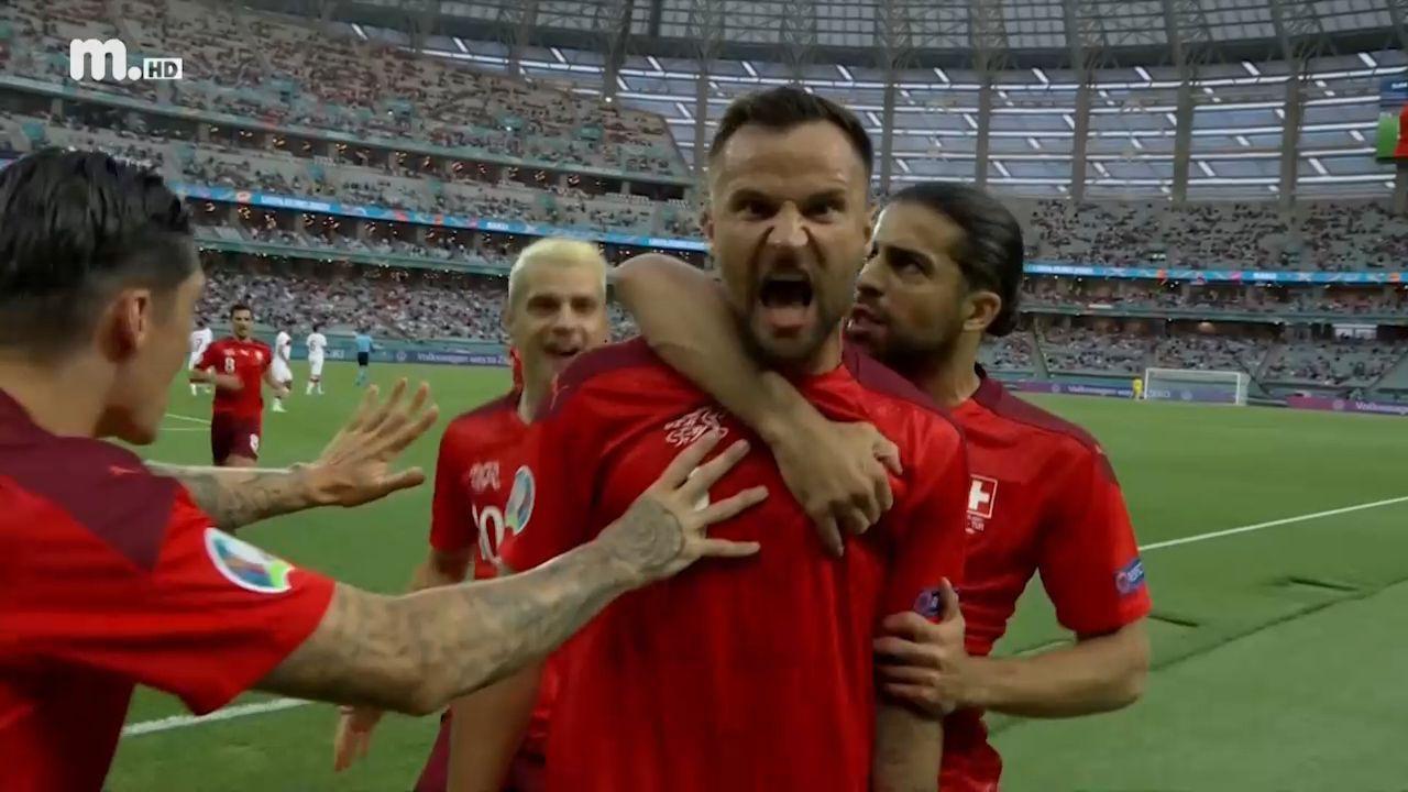 Ελβετία – Τουρκία : 1-0, ανοίγει το σκορ ο Σεφέροβιτς (vid) | panathinaikos24.gr