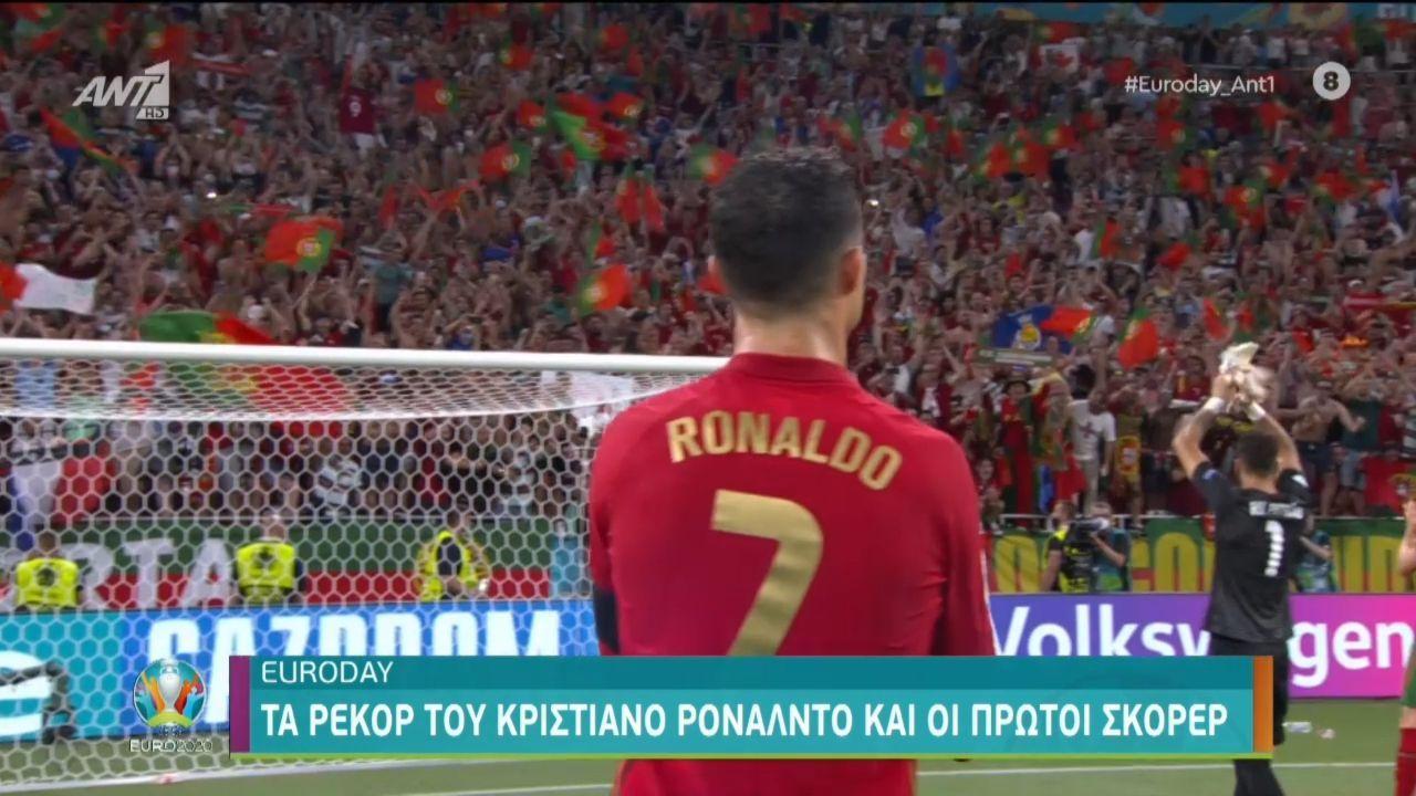 Τα ρεκόρ του Κρ. Ρονάλντο & οι πρώτοι σκόρερ (vid) | panathinaikos24.gr