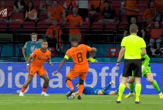 Το… δωράκι του Μπούσχαν και το 1-0 της Ολλανδίας κόντρα στην Ουκρανία (vid) | panathinaikos24.gr